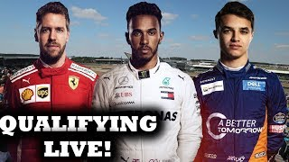 2019 British Grand Prix Qualifying Watchalong