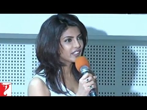 Q & A With Priyanka Chopra - Pyaar Impossible