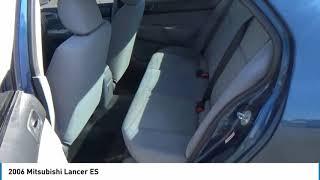 2006 Mitsubishi Lancer Denver CO 7563U2