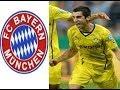 Henrikh Mkhitaryan vs Bayern München