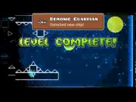 Geometry Dash Demon Lvl