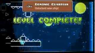 Geometry dash demon lvl - Crescendo