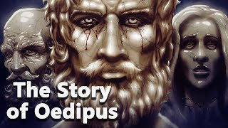 The Story of Oedipus: the King of Thebes (Complete) Greek Mythology - See U in History