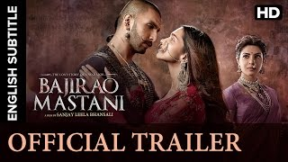 Bajirao Mastani Official Trailer | Watch Full Movie On Eros Now