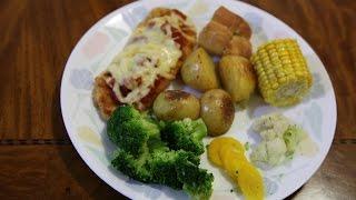 Parmigiana  Bajias Cooking