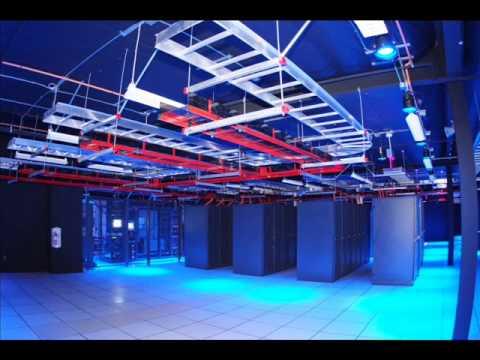 Data Center Server Colocation Facility