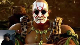 Tekken 7 |  Online games 2 | twitch recap