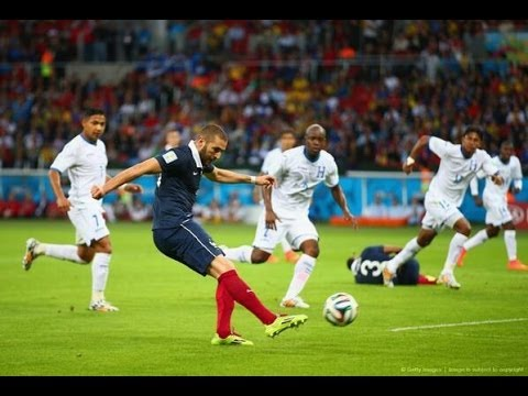 France vs Honduras 2014 FIFA World Cup Results