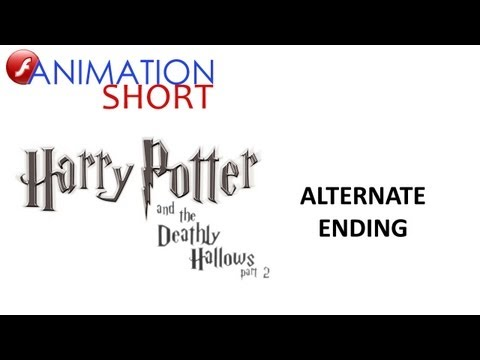 Harry Potter And The Deathly Hallows Part 2 Alternate Ending (animation) video
