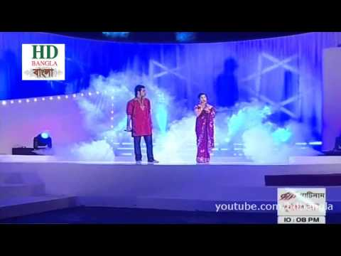 Bhalobashi Tomai Ft Arfin Rumey & Nancy   Bangla Stage Song Hd video