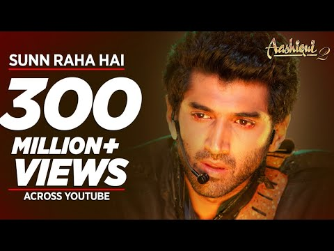 Sunn Raha Hai Na Tu Aashiqui 2 Full Video Song | Aditya Roy Kapur, Shraddha Kapoor