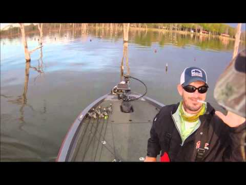 Lake Fork 12 Pound Largemouth Bass Caught on Video