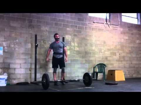 Squat Clean Squat Clean to Overhead