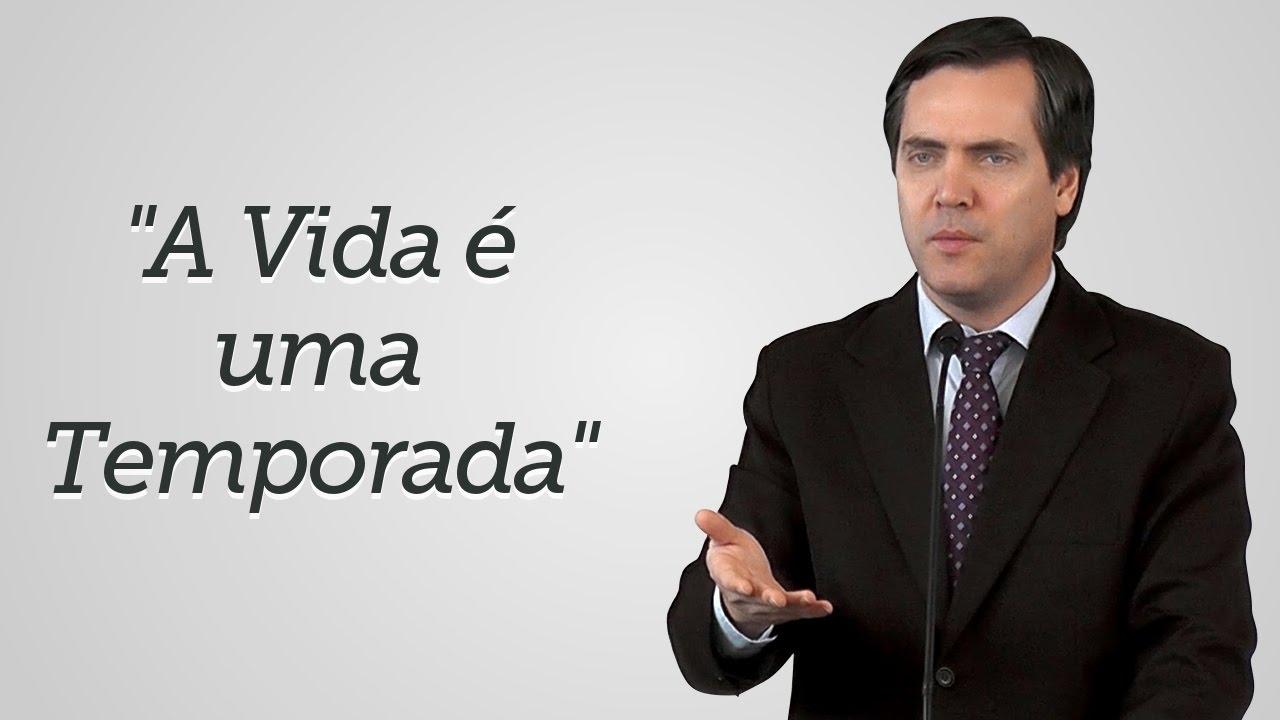 """""""A Vida é uma Temporada"""" - Leandro Lima"""