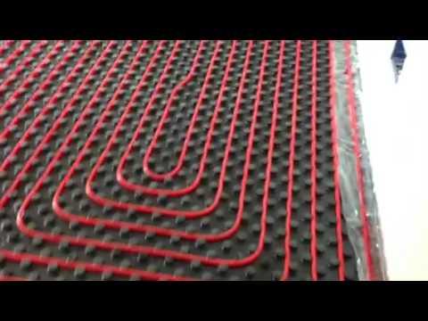 Costo impianto pavimento radiante