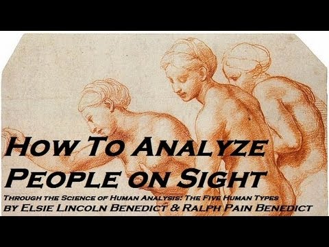 How To Analyze People On Sight - FULL AudioBook - Human Analysis, Psychology, Body Language