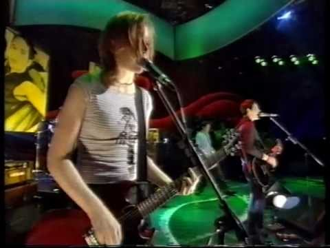 Ash - Wild Surf (live on Later '98)
