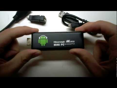 Rikomagic MK-802 II Review Android Ice Cream Sandwich