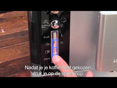 Siemens EQ.5 Macchiato Plus: One-touch functie dankzij de geïntegreerde melkschuimer