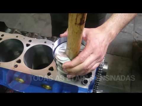 Monte Seu Ford 302   V8