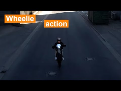 Wheelie stunt edit Beta rr 125 LC Supermoto