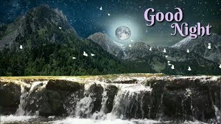 Good night status   Animation   Good night whatsapp video