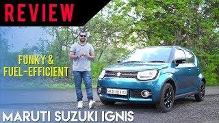 Maruti Suzuki Ignis Review: Funky & Fuel Efficient