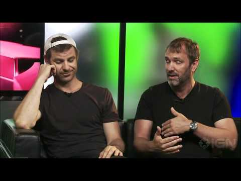 Matt Stone & Trey Parker on South Park: The Stick of Truth - IGN Live - E3 2013