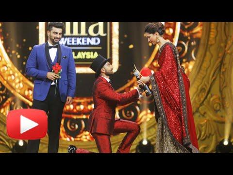 IIFA 2015 : Ranveer Singh and Deepika Padukone's Romance