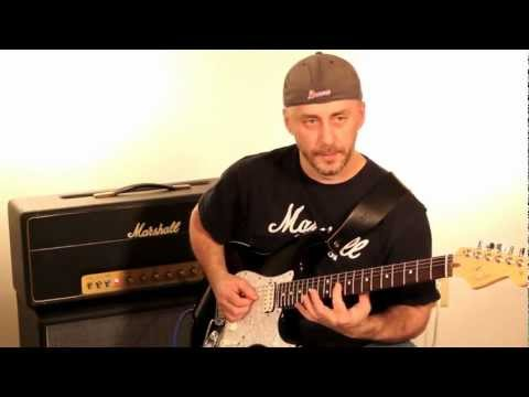 Jimmy Herring Scapegoat Blues Guitar Lesson Part 2 of 4