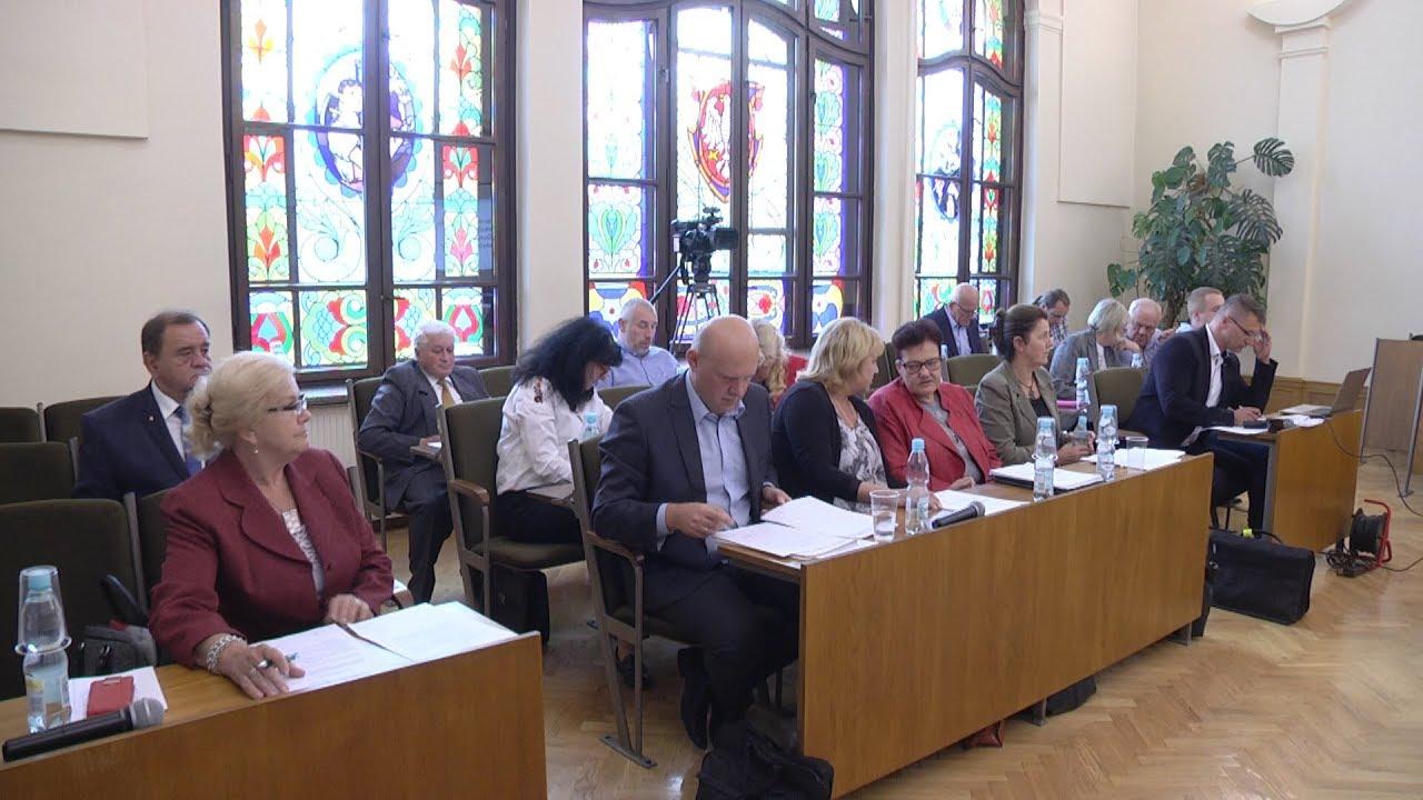 LIV sesja Rady Miejskiej