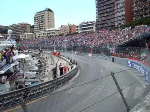 Formula 1 Monaco 2010 Z1