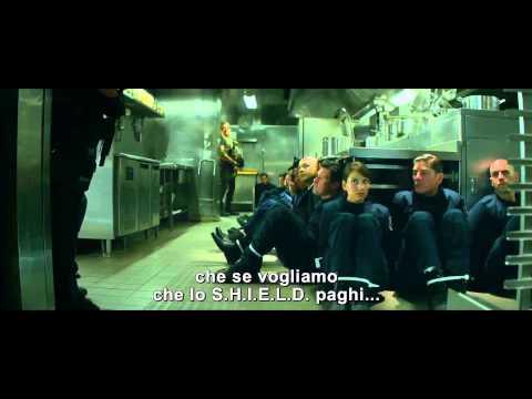 Captain America: The Winter Soldier - Scena d'apertura - Clip estesa | HD