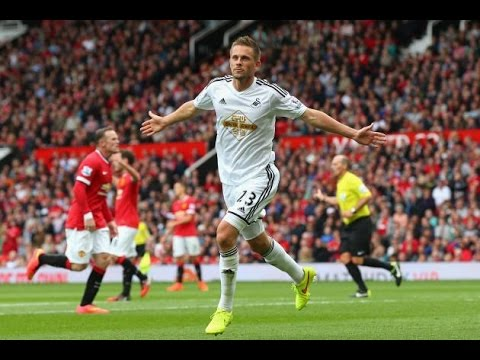 Swansea City vs Manchester United Highlights Aug 30, 2015