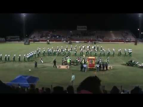 2014 Hartsville Tournament of Bands -  West Florence High School