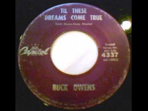 Buck Owens - Till These Dreams Come True