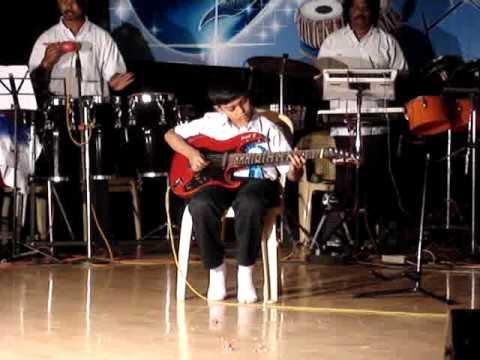 Prithvy - Singam En idhayam guitar