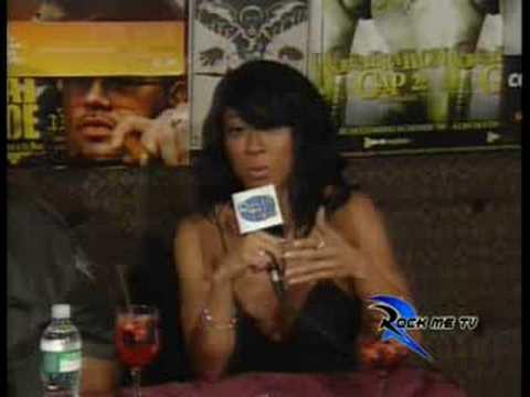 Model Lia Cha of Straight Stuntin'  Interview Part 2
