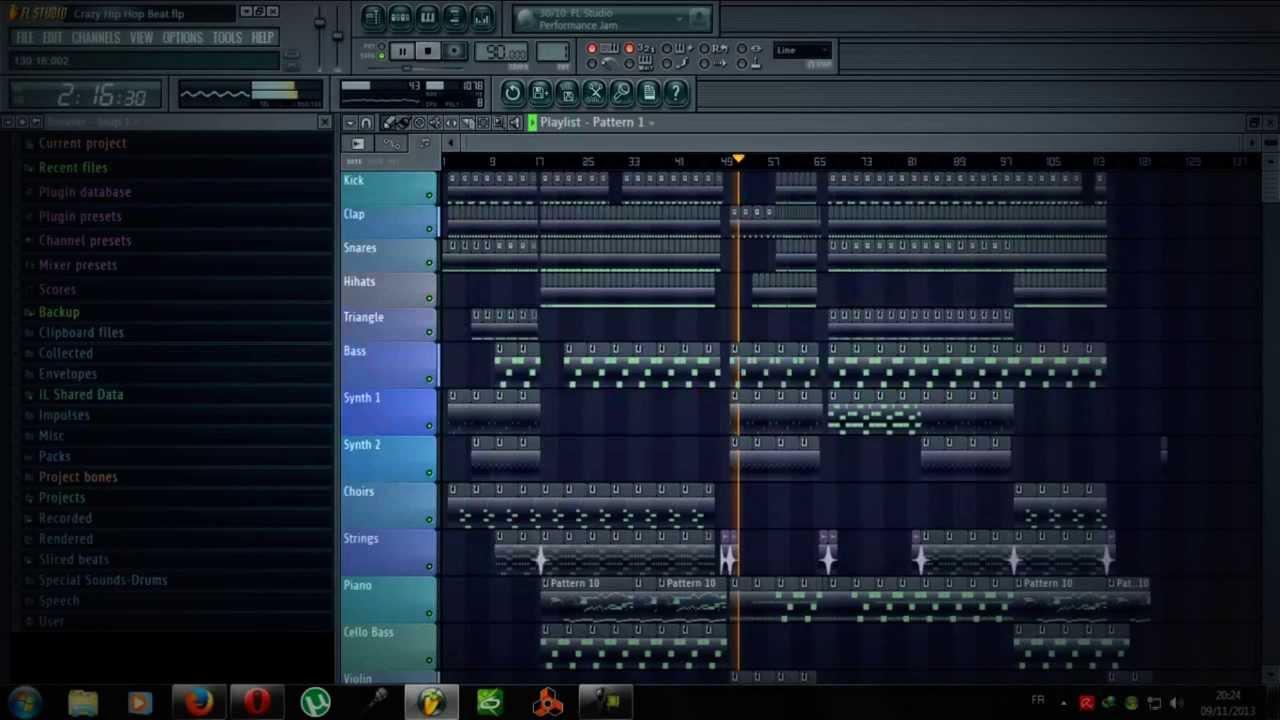 how to make a hip hop beat fl studio 11