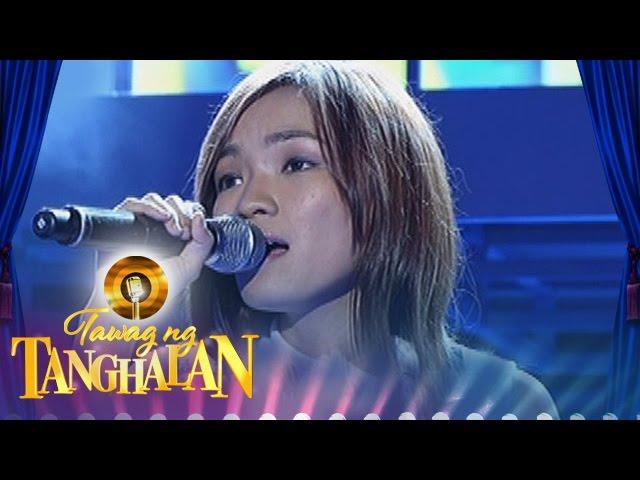Tawag ng Tanghalan: Marichelle  Mariveles   Sweet Dreams