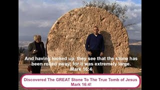Video: The Tomb of Jesus and the Great Stone to the Tomb - RealDiscoveries