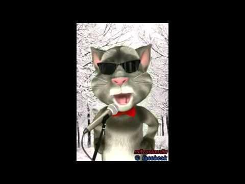Tom Talking Cat - Eu Si Iarna Sunt Pe Valll And Striga Cu Mine.!!!! video