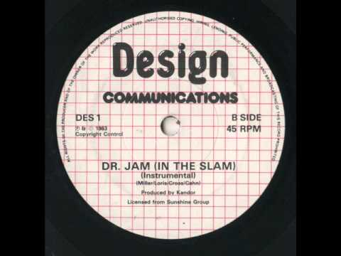 Men At Play - Dr. Jam (in The Slam) Instrumental video