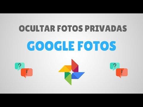 Cómo Ocultar tus Fotos y Vídeos Privados en Google Fotos