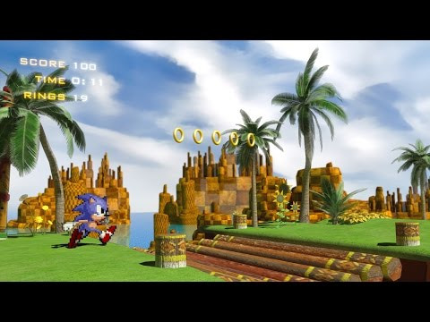 Sonic The Hedgehog - Hd Special Edition video