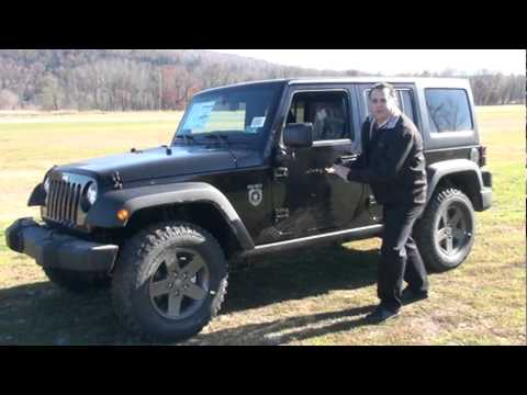2011 Jeep Wrangler Black Ops Is Sold Wilkes Barre, Scranton Pa 18702 Call (888)262 2136