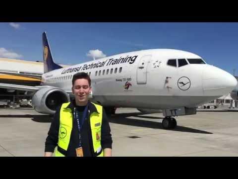 Ausbildung Bei Lufthansa Technik