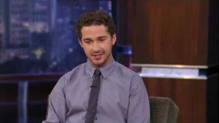 Shia LaBeouf Talks About Making Money.flv