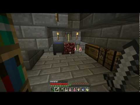 Minecraft Potion Recipes And Effects - Part 1