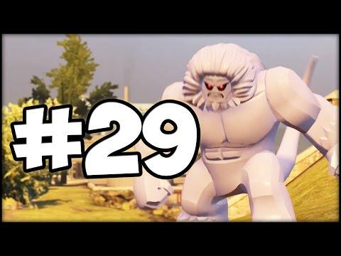 LEGO MARVEL AVENGERS - LBA - Episode 29 : Wendigo!